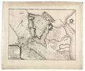 Karta över Stralsund med befästningar, 1715 - Skoklosters slott - 99065.tif