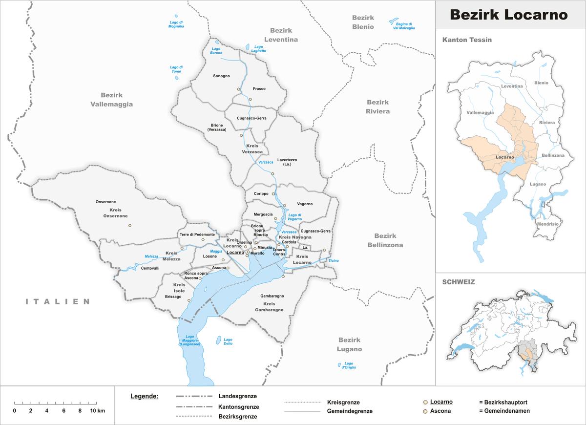 Locarno District Wikipedia