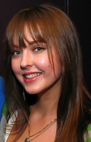 Katharine Isabelle - Isabelle in 2009