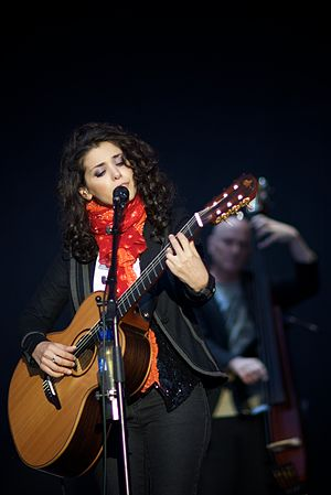 Katie Melua at Wrightegaarden, Norway 01.jpg