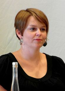 Katrin Stjernfeldt Jammey i Almedalen 1 juli 2013.jpg
