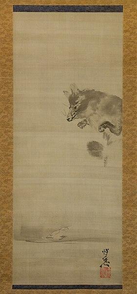 kawanabe kyosai - image 8