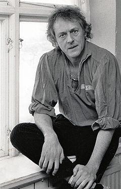 Kay Pollak under et BUFF-seminarium i Malmö 1987.
