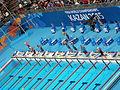 Kazan 2015 - 50m butterfly W Semi 2.JPG