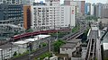 Keikyu Main Line view from New Soutetsu Building.jpg