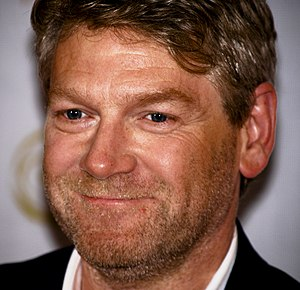 Kenneth Branagh at the 2009 Roma Fiction Fest.