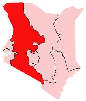 Image illustrative de l'article Vallée du Rift (province du Kenya)