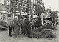 Kerstbomenverkoop op de Grote Markt. NL-HlmNHA 54016767 02.JPG