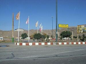 Khajeh, Iran - Image: Khajeh
