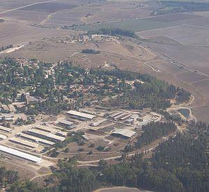 Kibbutz Meggido.