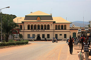 Kigoma - Kigoma Railway Station