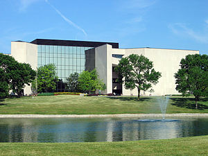 OCLC - OCLC headquarters