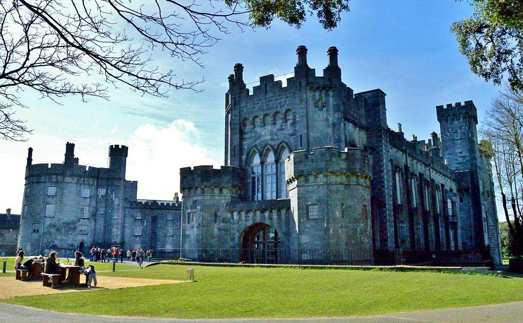 Kilkenny Castle Kilkenny City Ireland
