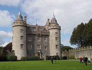Killyleagh - Killyleagh Castle
