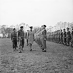 King George VI Visits An Airborne Division in the North Midlands H36725.jpg