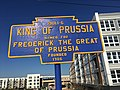 King of Prussia PA Keystone Marker.jpg