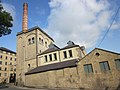 Kirkstall Brewery Residences, Broad Lane 11 July 2019.jpg