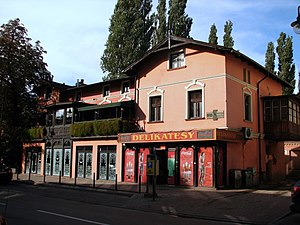 Klaus Kinski - Klaus Kinski's parental home