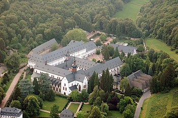 English: Monastery Eberbach, Germany
