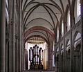 Klosterkirche Sankt Marien, Innenansicht des Langhauses, Magdeburg, 2005.jpg