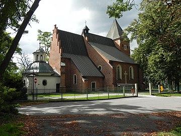 Kościół św. Grzegorza Wielkiego Ruszcza Kraków.jpg