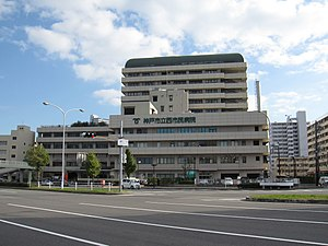 Kobe City Medical Center West Hospital.jpg