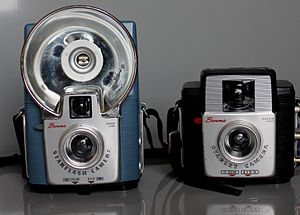 Kodak Starflash - Kodak Starflash and Starlet