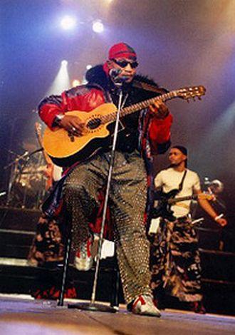 Koffi Olomide - Olomide in 2000