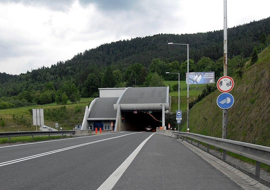 Branisko Tunnel