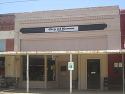 Kosse City Office