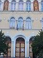 Kossuth Lajos High School. Portal. - Cegléd.JPG