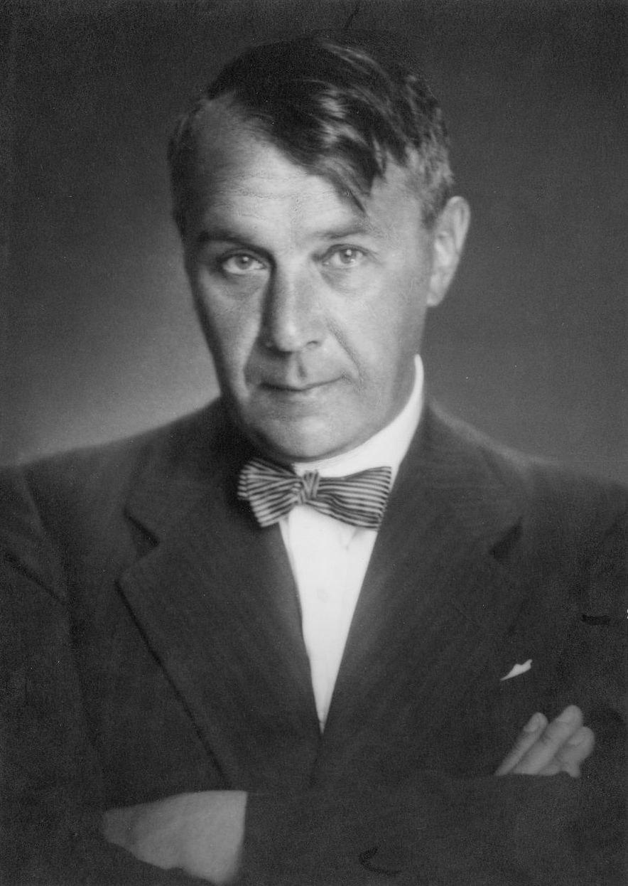 Kosztolányi Dezső portréja (Székely Aladár, 1935) – crop