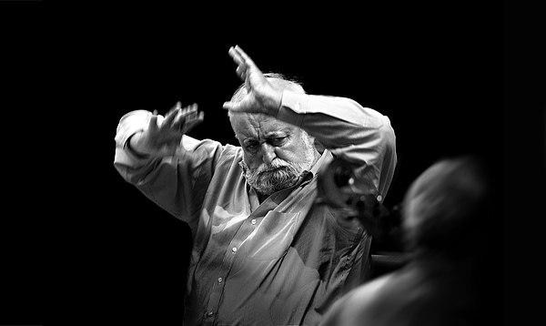 Krzysztof Penderecki by Mirosław Pietruszyński