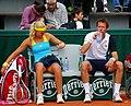 Kristina Mladenovic & Daniel Nestor (9224966505).jpg