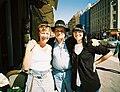 Kristina Ridderstedt, Jacob Truedson Demitz & Maria Ridderstedt 2008.jpg