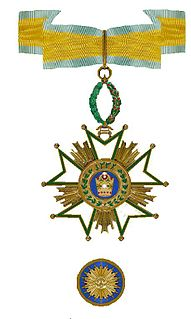 Order of the Crown (Iran)