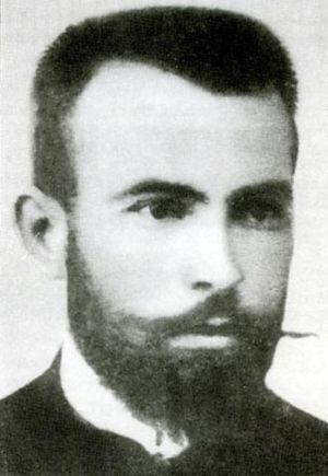 Krste Misirkov - Portrait of Krste P. Misirkov