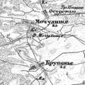 Krupove, 1866—1887, map.png