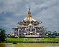 Dewan Undangan Negeri Sarawak Wikipedia Bahasa Melayu Ensiklopedia Bebas