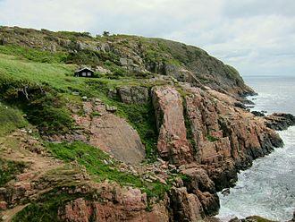 Kullaberg - Coastal cliffs