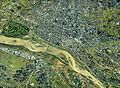 Kumagaya city center area Aerial photograph.1990.jpg
