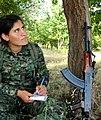 Kurdish Female YPG Fighter (20488584224).jpg