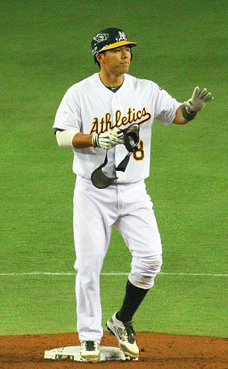 Kurt Suzuki - Suzuki with the Oakland Athletics in 2012