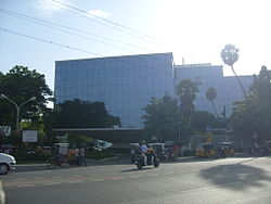 L&T Infotech,on Mount-Poonamallee Road, Ramapuram