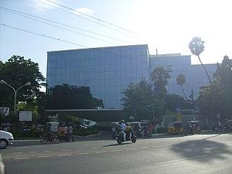 Ramapuram, Chennai - Image: L&T Infotech Ramapuram