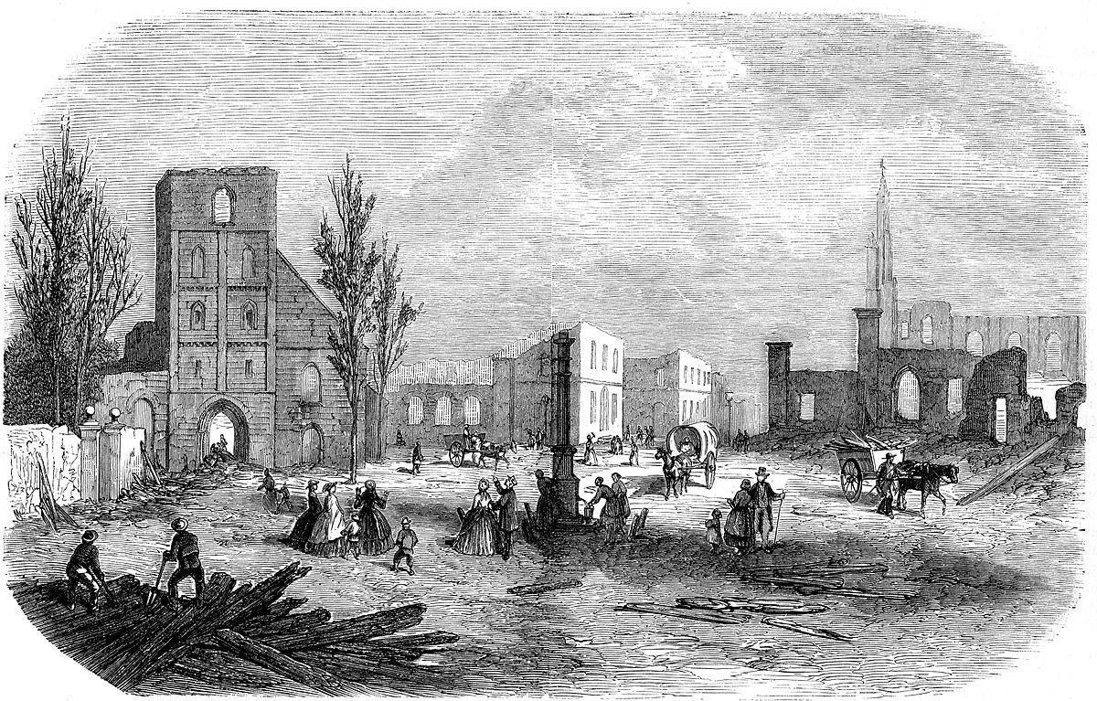 stadsbrand van enschede 1862 wikipedia. Black Bedroom Furniture Sets. Home Design Ideas