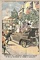 L'assassinat de l'Archiduc héritier d'Autriche et de la Duchesse sa femme à Sarajevo supplément illustré du Petit Journal du 12 juillet 1914.jpg