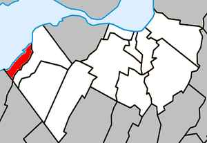 Léry Quebec location diagram.PNG