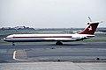 LAM - Linhas Aereas de Mocambique Ilyushin Il-62M (C9-BAE 3344724) (9431953741).jpg