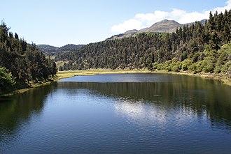 Sierra Nevada National Park (Venezuela) - Victoria Lagoon